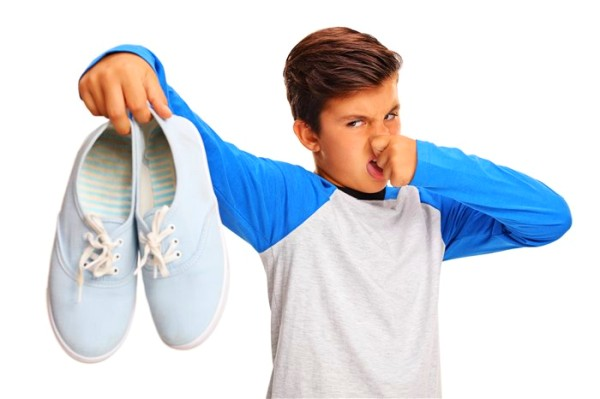 обувь пахнет
