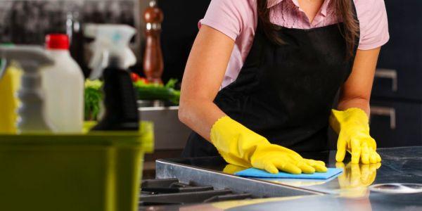 Мытье поверхностей