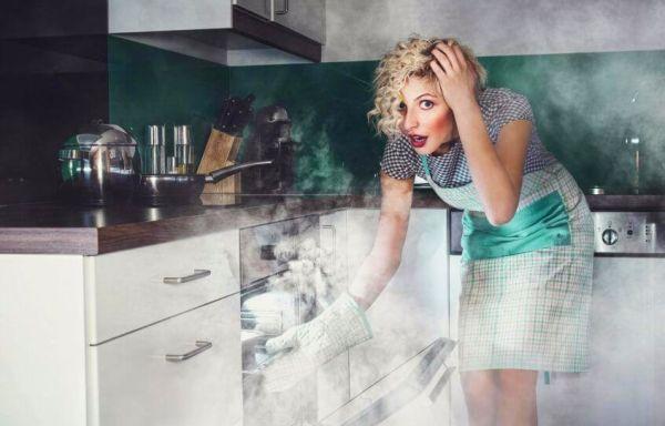 Кухня как источник неприятных запахов