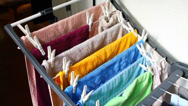 Влажная одежда может отдавать неприятным запахом