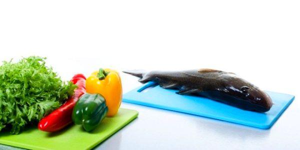 Запах рыбы передается соседним продуктам