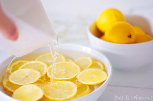 Лимонная кислота в борьбе с запахами