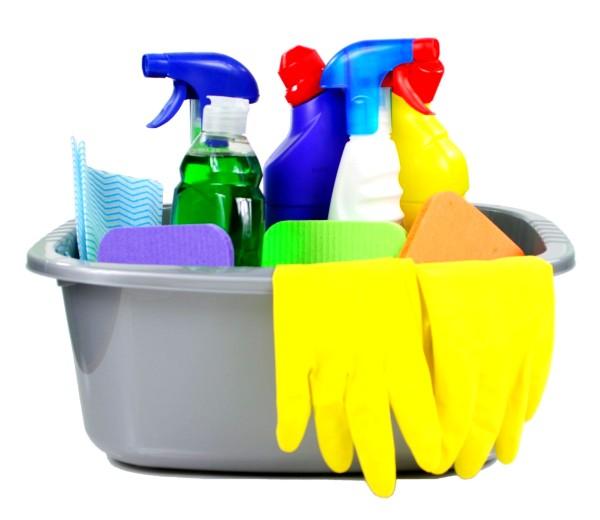 чистящие средства