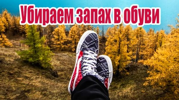 чистая обувь