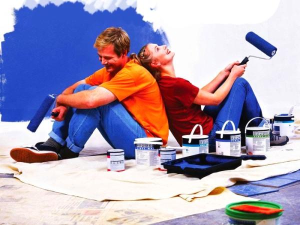 9 способов вывести запах краски после ремонта